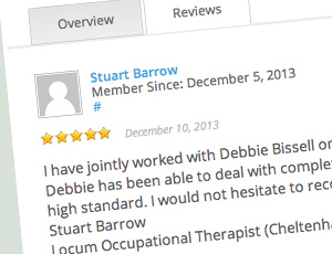 Occupational Therapy Reviews